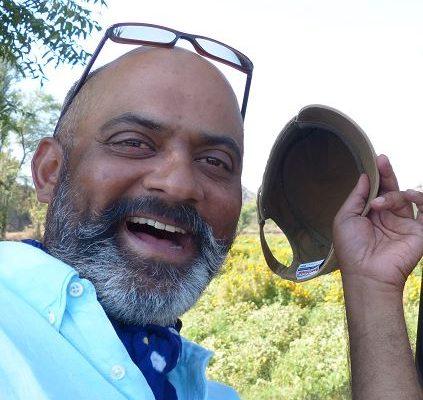 Raghu directeur de l'agence IndeXperience