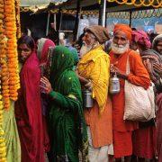 Sur les Ghat à Benares, ferveur, escale à varanasi