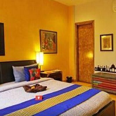 Chambres d'hôte BB Villasam en Inde