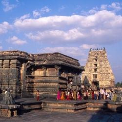 Temple d'Halebidu