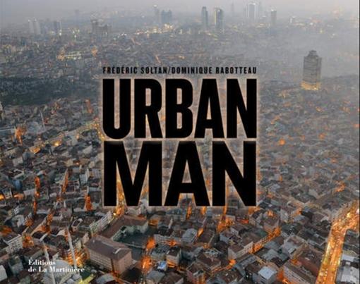 Livre Urban Man