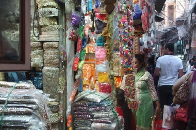 marché de Delhi
