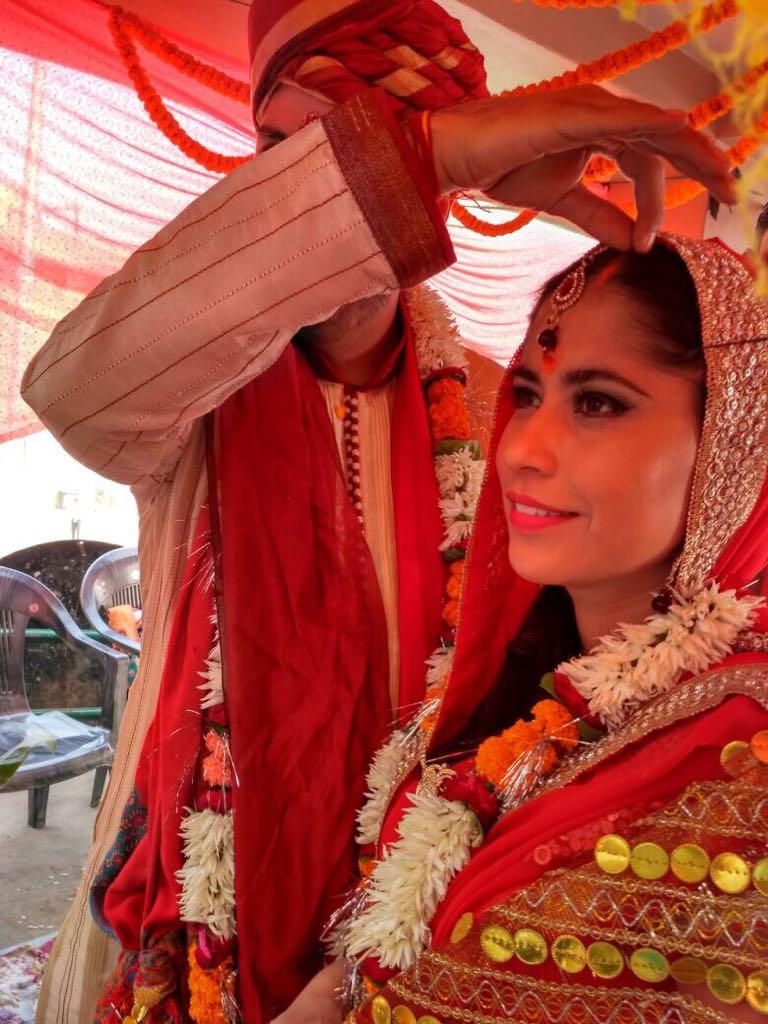 Mariage Inde Varanasi