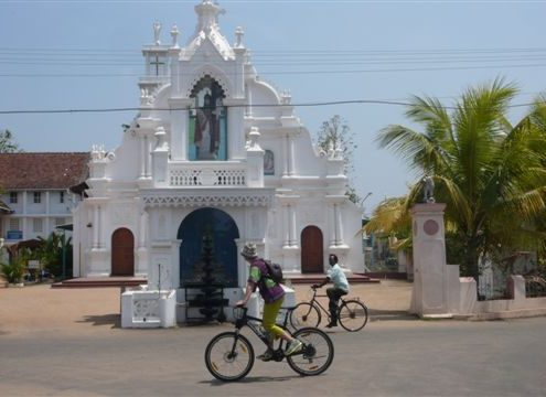 Voyage Kerala Velo Hors des Sentiers Battus