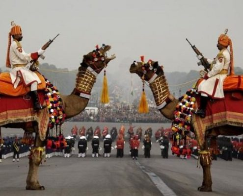 Republic Day en Inde