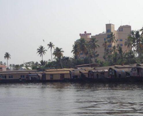 House-Boat Kerala Backwaters Vérité