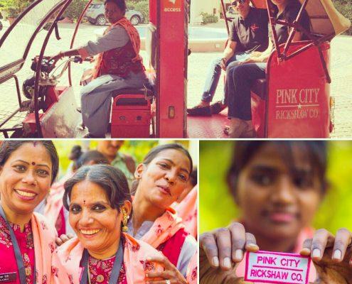 Pink City Rickshaw Co