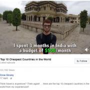 @drewbinsky Voyage Inde