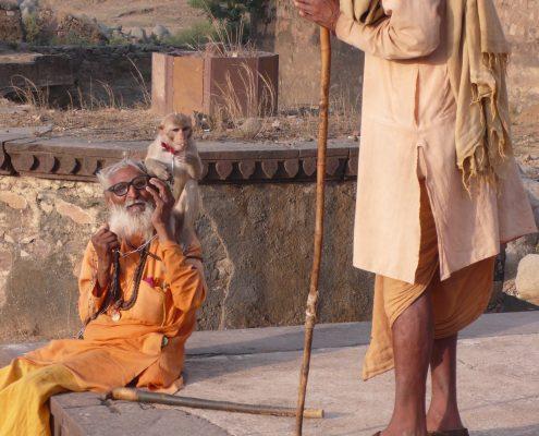 Le rendez-vous sacré des sadhus