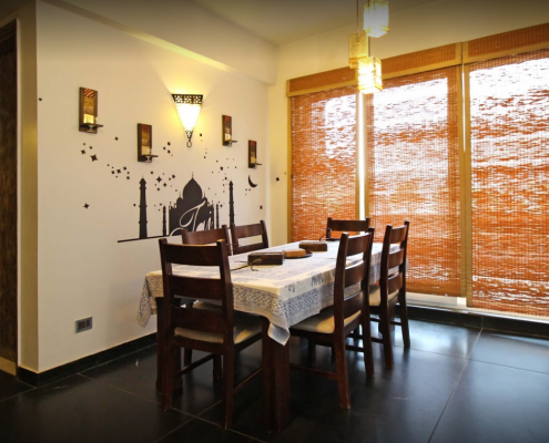 Chambres d'hôte en Inde