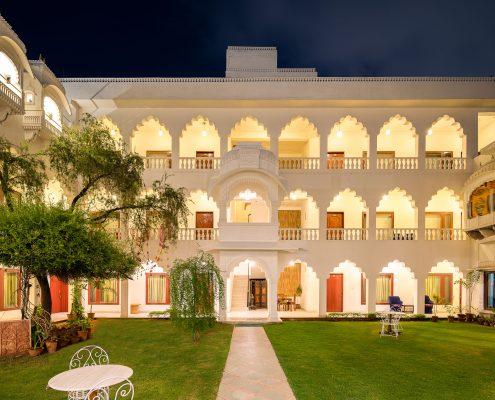 Palace au Rajasthan, encore un